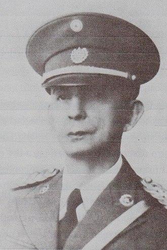 Osmín Aguirre y Salinas - Image: Coronel Osmin Aguirre