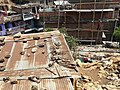 Corrugated Roof with Construction Site - Tansen - Nepal (13776775793).jpg