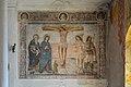 Corsica Calvi Oratoire Saint-Antoine fresco.jpg