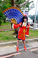 Cosplayer of Da Qiao, Dynasty Warriors 7 at CWT41 20151212.jpg