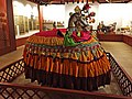 Costume for ghoda nacha at Odisha Crafts Museum, Bhubaneswar, Odisha, India 10.jpg