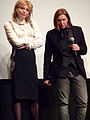 Courtney Love Patty Schemel MOMA 2012.jpg