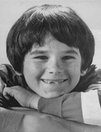 Brandon Cruz - Brandon Cruz, circa 1969.