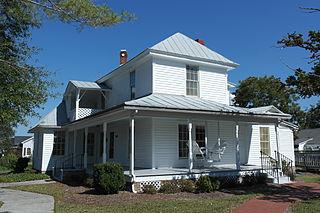 Cox-Ange House United States historic place