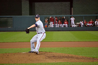 Craig Kimbrel - Kimbrel on the mound in 2011