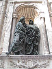 Christ and St. Thomas