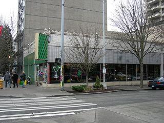 The Crocodile Music venue in Seattle