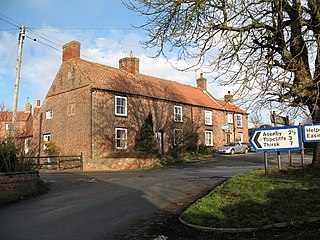 Cundall, North Yorkshire village in United Kingdom