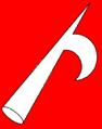 Csáklyafej (heraldika,) fr -- harpon.PNG