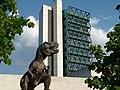 Curioso, este Tiranosaurio Rex paso por el Museo de la Ciencia de Valladolid.jpg