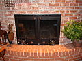 Custom fitted fireplace insert.jpg
