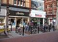 Cycle rack - Broad Street - geograph.org.uk - 780222.jpg