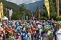Départ - Critérium du Dauphiné 2012 - 1ere étape.jpg