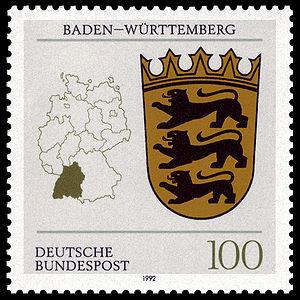 Wappen Baden Wurttembergs Heraldik Wiki