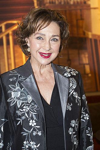 Christine Kaufmann - Christine Kaufmann in 2014