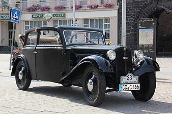 DKW F5 Cabriolimousine, Bj. 1936 (2015-07-04 r).JPG