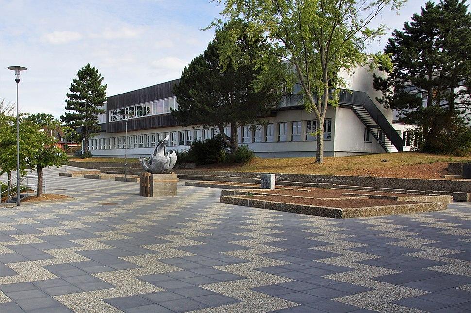 DSC02442 Platz der weißen Rose - Geschwister Scholl Schule