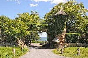 Dunmere (Narragansett, Rhode Island) - Image: DUNMERE, NARRAGANSETT, WASHINGTON COUNTY, RI