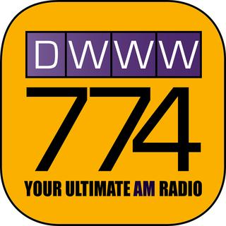 DWWW Radio station in Metro Manila, Philippines