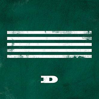 D (Big Bang single album) - Image: D (Big Bang album)