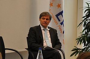 Dacian Cioloș - Cioloș in September 2010 as Commissioner for Agriculture