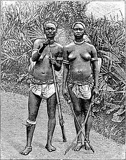 Resultado de imagen de dahomeyanos