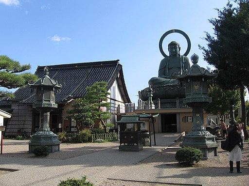 Daibutsu Temple 1-1