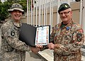 Danish NATO medal presentation (4578277174).jpg