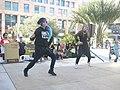 Danse - Scène extérieure - Mang'Azur 2014 - P1830042.jpg