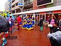 Dansende kinderen in Spijkenisse.JPG