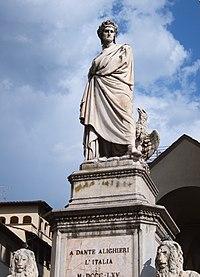 Sopra il monumento di Dante cover
