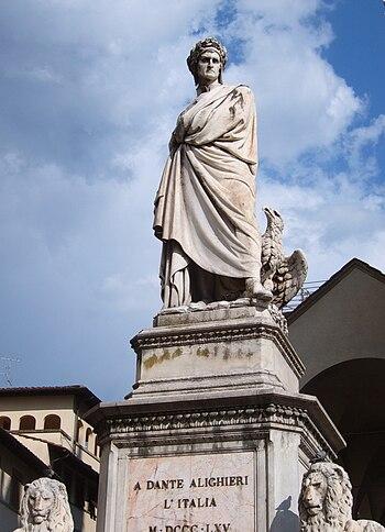 Dante Alighieri Santa Croce