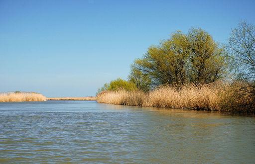 Danube Biosphere Reserve RB