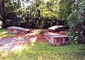 Darbėnų partizanų atminimo vieta 2005.JPG