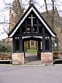 Darlaston Lych Gate - geograph.org.uk - 1252789.jpg