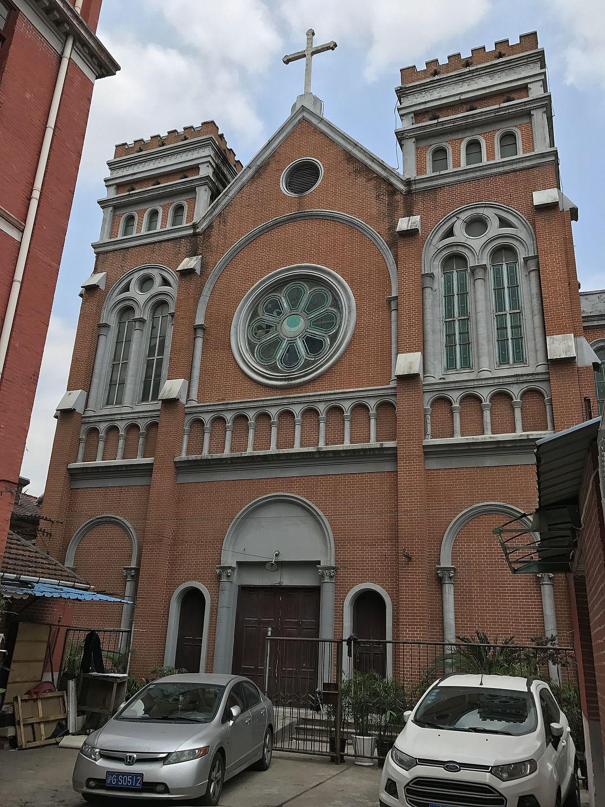 Glise sainte th r se de l 39 enfant j sus de shanghai - Eglise sainte therese guilherand granges ...