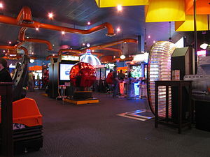 Dave & Buster's - Image: Dave & Buster's video arcade in Columbus, OH 17910