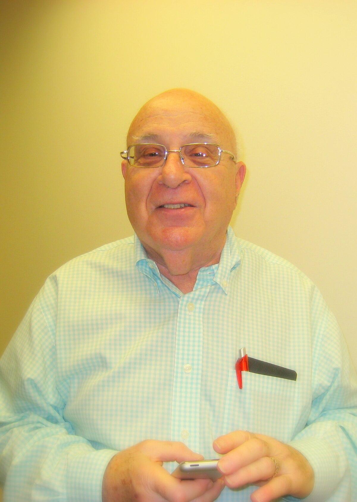 Dave Farber, May 2008.JPG