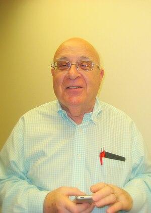 David J. Farber - Farber in 2008