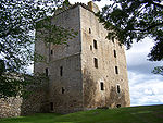 David's Tower, Spynie Palace
