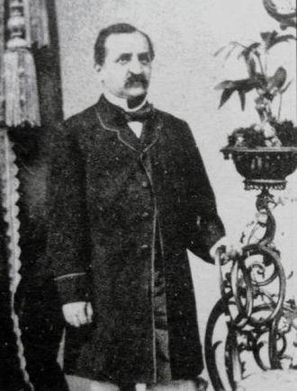 Prince Bagrat of Georgia - Prince David Gruzinsky, son of Prince Bagrat.