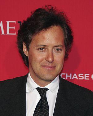 David Lauren - Lauren at the 2012 Time 100 gala