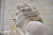 David d'Angers - Profil de Charles-Artus de Bonchamps