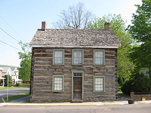 Romney, West Virginia - Davis History House