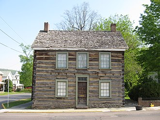 Romney, West Virginia - Davis History House