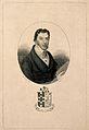 Dawson Turner. Stipple engraving by A. Fox after M. W. Sharp Wellcome V0005936.jpg