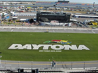 Gran Turismo 5 Prologue - GT5P introduces the Daytona International Speedway to the franchise.