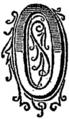 Decorative O from Chandra Shekhar.png