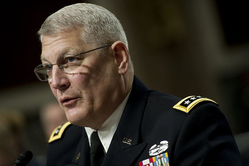 File:Defense.gov News Photo 101202-N-0696M-289 - Commander U.S. Army Europe Gen. Carter Ham appears before the Senate Armed Services Committee regarding the findings of the Don t Ask Don t Tell.jpg