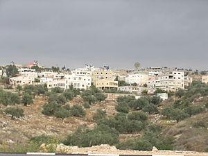 Deir Qaddis - View of Deir Qaddis